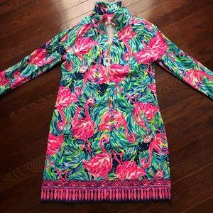 EUC Lilly Pulitzer Popover dress